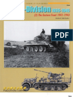Panzer Division 1935-1945 2 the Eastern Front 1941-1943