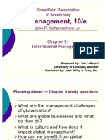 Ch05 International Management