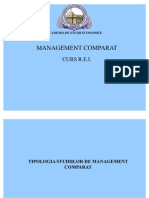 Cursul Management Comparat 7