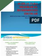 10ideasparamejorarelrendimientoescolar-090505094537-phpapp02
