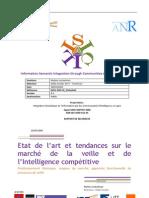 ISICIL ANR EA02 Business Intelligence 0906