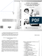 Manual dos Sistemas Prediais de Distribuição e Drenagem de Águas