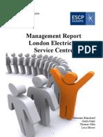 Management Report Fanji