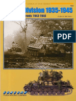 Panzer-Division 1935-1945 - 3 War on Two Fronts 1943