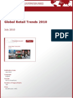 Gl;Obal Retail Trends
