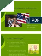formação academica de audiologia nos EUA