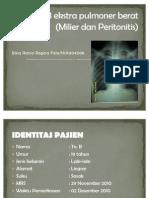 TB Ekstra Pulmoner Berat