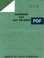 Handbook Welding Sp12
