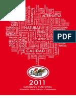 CATALOGO EL GRANERO INTEGRAL 2011