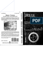 S. Jason Black & Christopher S. Hyatt - Urban Voodoo - A Beginner's Guide to Afro-Caribbean Magic