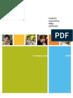 MCDS Strategic Plan 2006