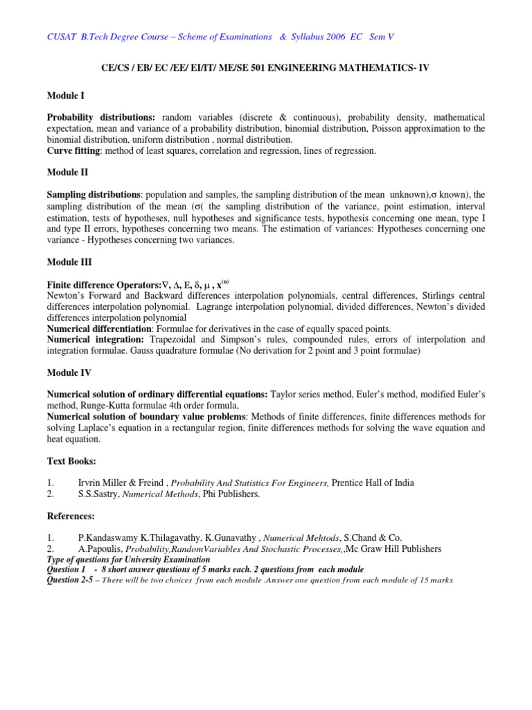 Electronics Amp Communication 2006 Sem V Vi Operational 723 Voltage Regulators Electronic Circuits And Diagramelectronics Amplifier Digital Signal Processing