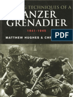 Fighting Techniques of the Panzer Grenadier 1941-45