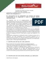 INFORME Nº2 SONOMETRO MEDICION FUENTE