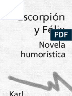 Marx, K - Escorpion y Felix - Novela humorística (1837)