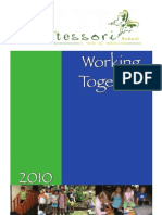 Working Together Booklet