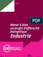 Guide Efficacité Énergétique Industrie - 2008