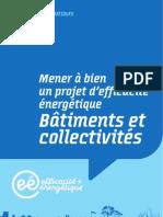 Guide Efficacite Energetique Bâtiment et collectivités