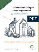 Rénovation Thermique Logement - Amis de La Terre - 2007