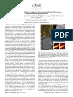 Raman Spectroscopy&TEM Studies