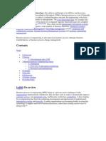 Business Process Rearranging