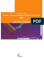 CATIA - Automotive Body-In-White Fastening 3