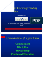 Successful Currency Trading Basics