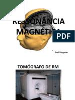 RESSONANCIA MAGNETICA