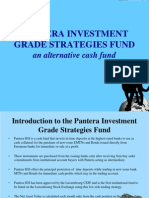 Pantera IGS Fund Presentation