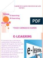 e Learning-m Learning PDF