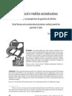 FREITAS, SS e Medidas Socioeducativas o Trabalho Na Perspectiva Da Garantia de Direitos