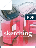 Sketching Drawing the Techniques for Product Designers 2