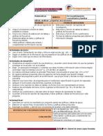 producto 8. Secuencia didactica