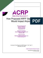 Aircraft Rescue Procedure (ACRP)