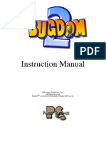 Bugdom 2 Instructions