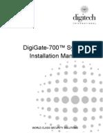 DigiGate700 Install