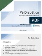 AEDMADA - Apresentação Pé Diabético