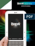Literati Manual