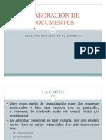 TECNICAS DE EXPRESION ESCRITA
