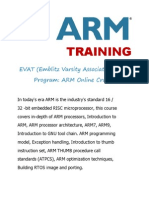 Arm Training