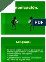 Comunicación verbal y no verbal 7 2011