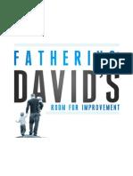 Fathering - Davids Room for Improvement - 4-3 - Left