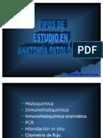 Tema 4 Estudios en patología general