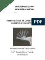 Cinesiologia e Anatomia de Superficie