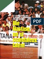 Illie Nastase 25 ans après