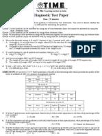 Diagnostic Test 09.05.05