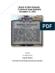 A Bibliography of the Action at West Harpeth during Hood's Retreat December 17, 1864