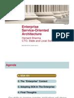 Enterprise SOA - CGI