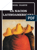 LA NACIÓN LATINOAMERICANA de Manuel Ugarte