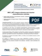 CP-Abrirán oficina Digepyme en Parque La Libertad del MCJ